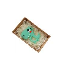 Kramtukas kūdikiui Dinozauriukas, mėtinis